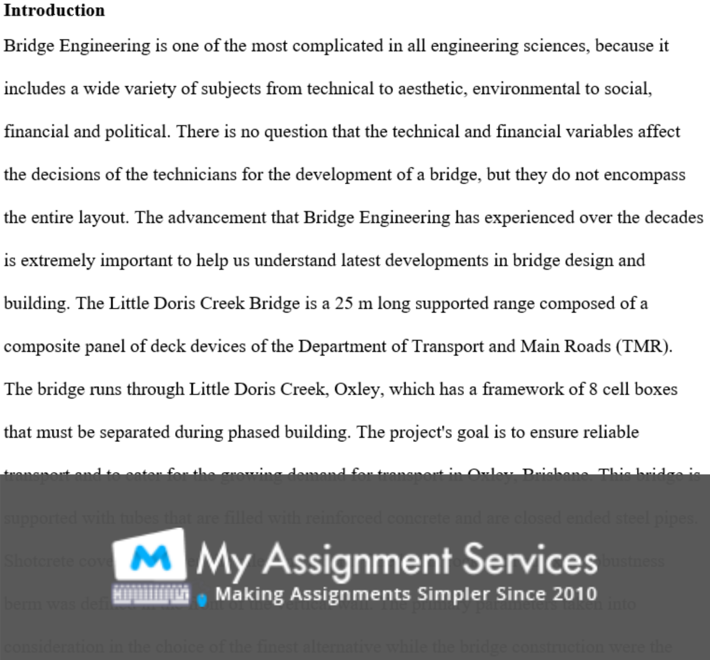best engineering assignment help