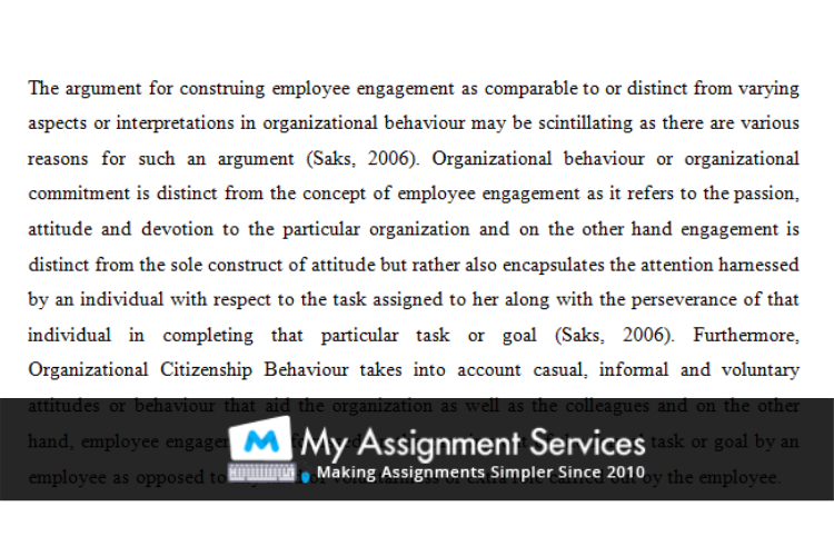 MBA assignment sample 3