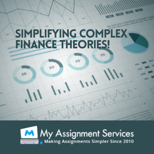 Simplifying complex finance theories!