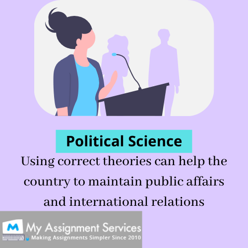 political science assignment help service by expert