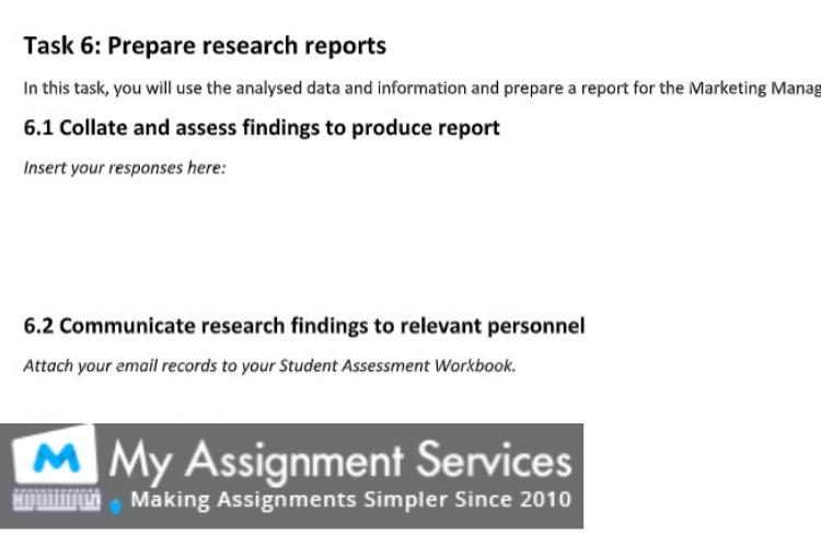assignment help dubai - assessment sample 2