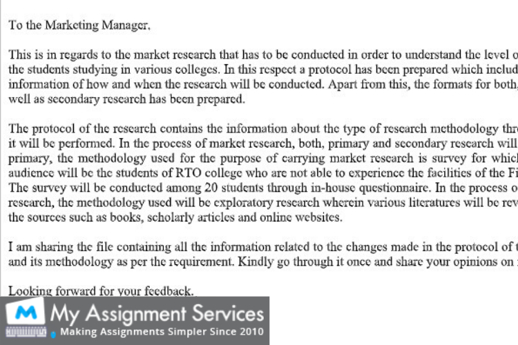 assignment help dubai - assessment sample 6