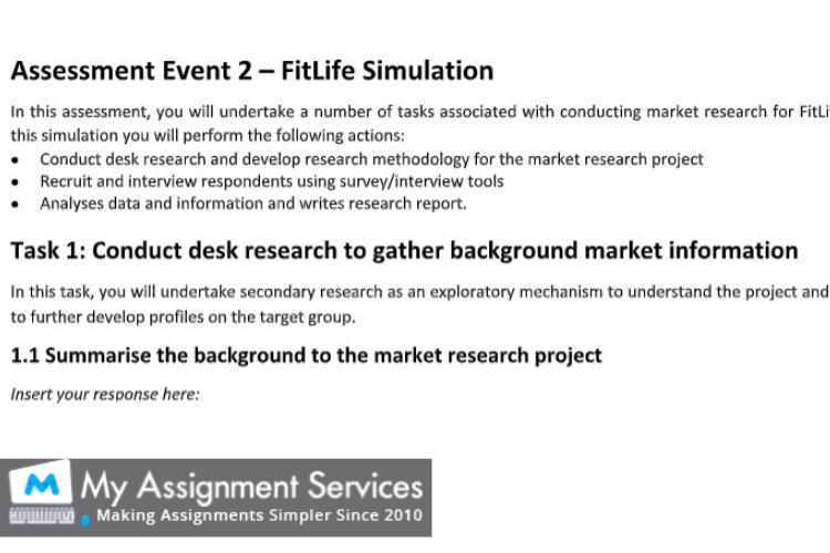 assignment help dubai - assessment sample