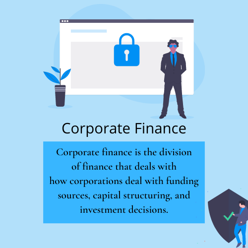 corporate finance assignment help service by experts