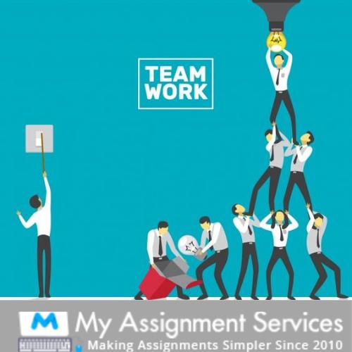 corporate finance assignment help - team work