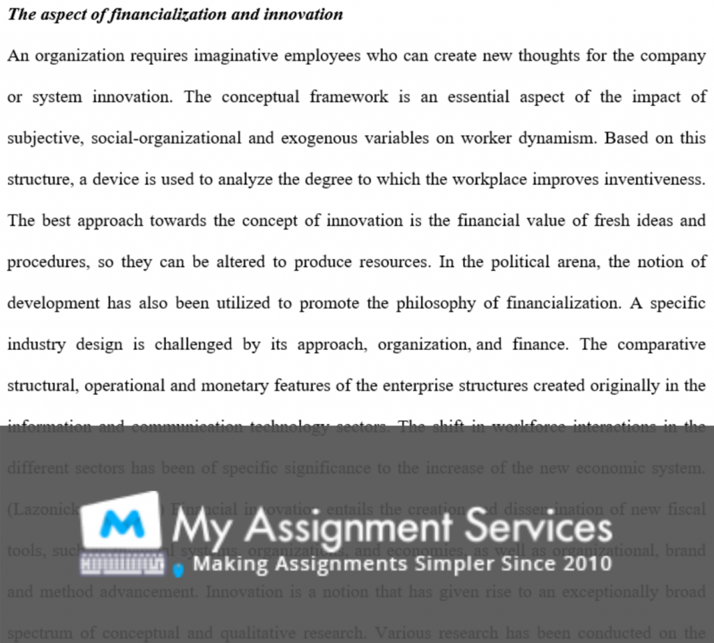 essay assessment sample 4 solved by our essay writer
