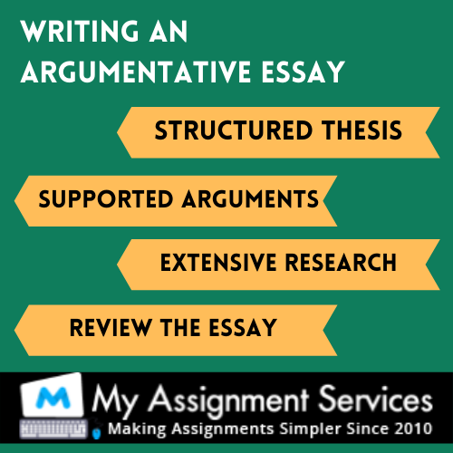 tips for argumentative essay writing
