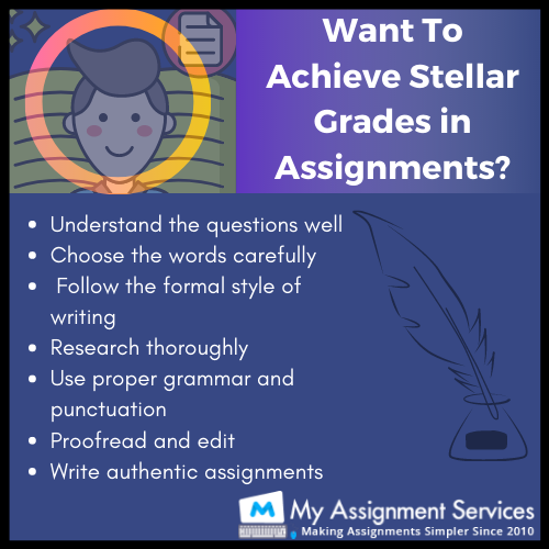 tips to write a flawless assignment writing